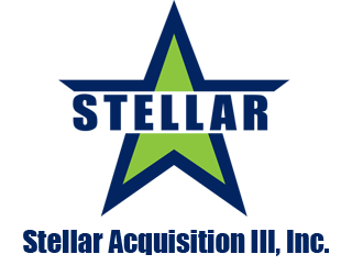 Logo for Stellar Acquisition III Inc. (OTC: STLR)